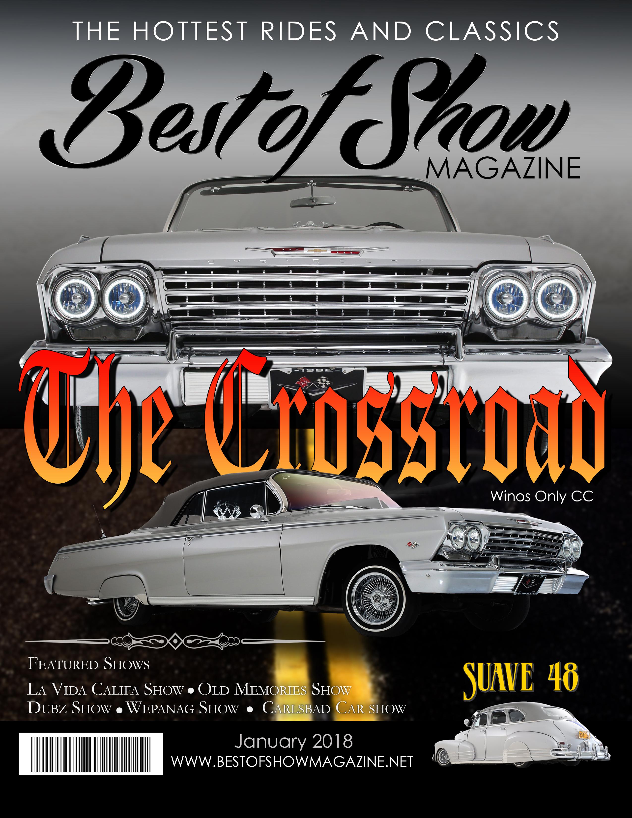 January 2018 – Best of Show Magazine