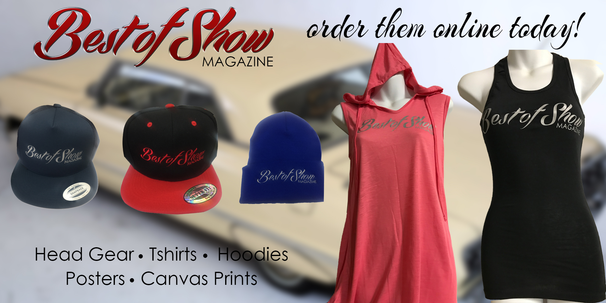 Shop Online with us!